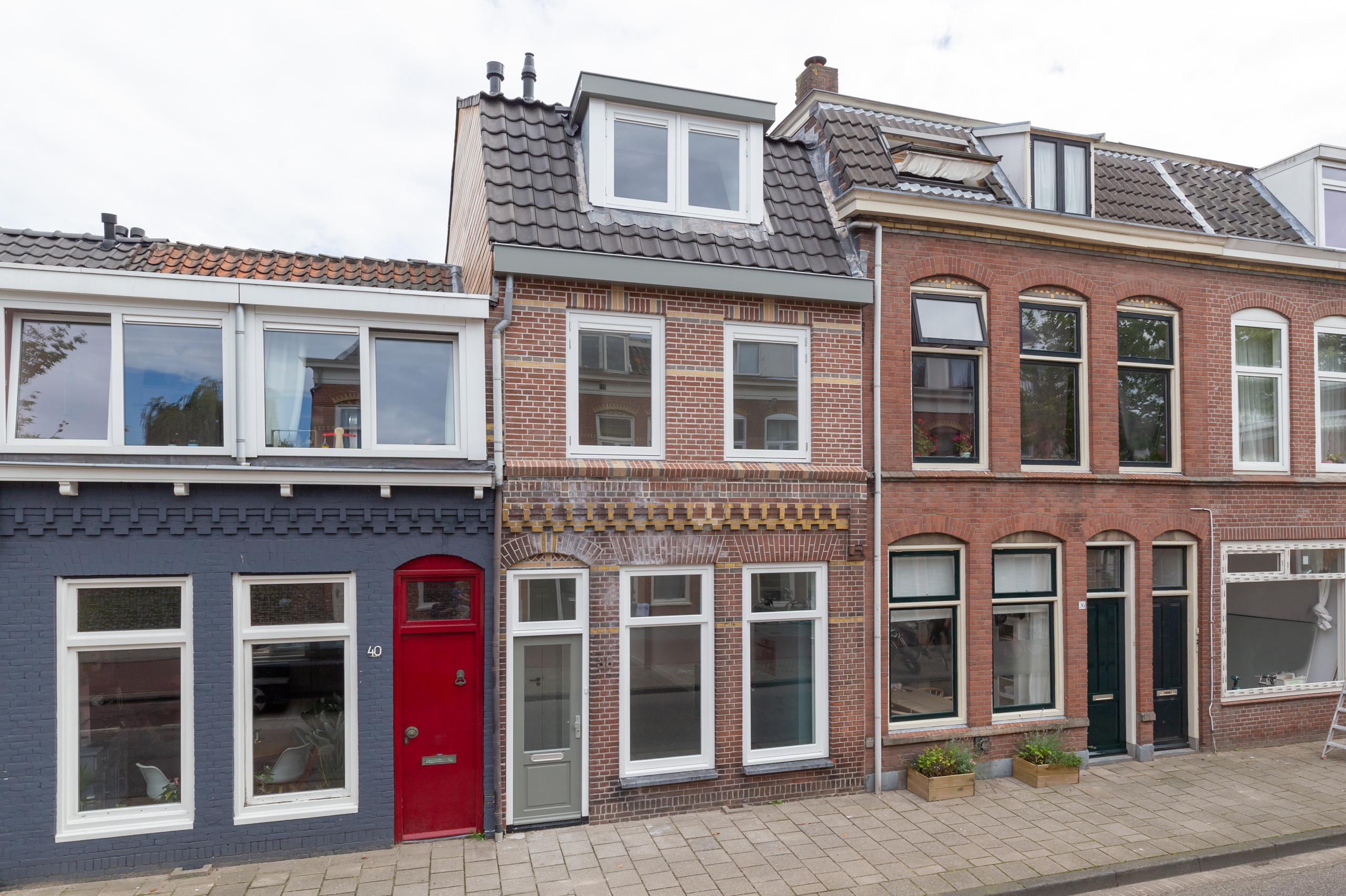 Kennemerstraat 38, Haarlem