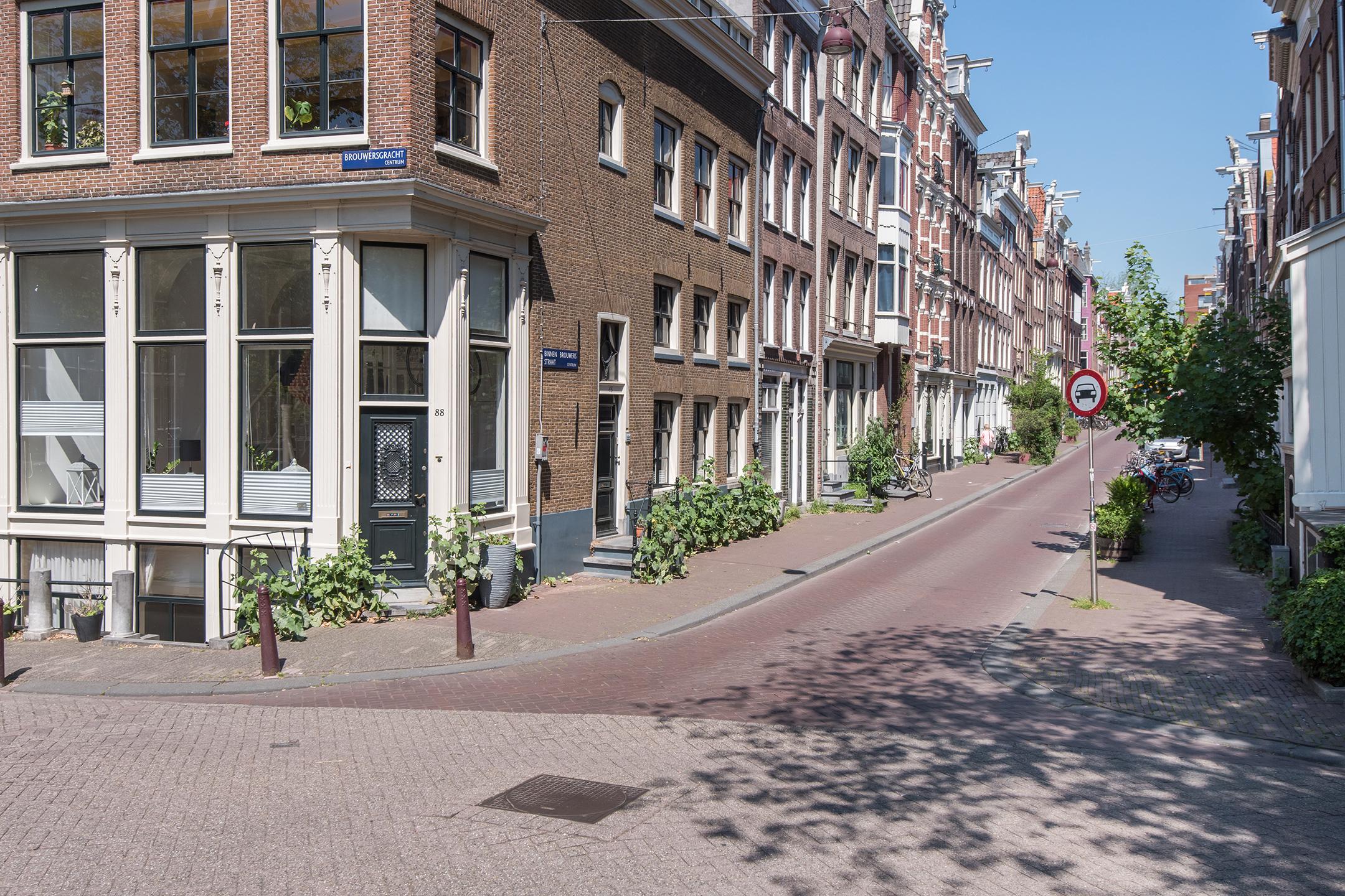 Binnen Brouwerstraat, Amsterdam