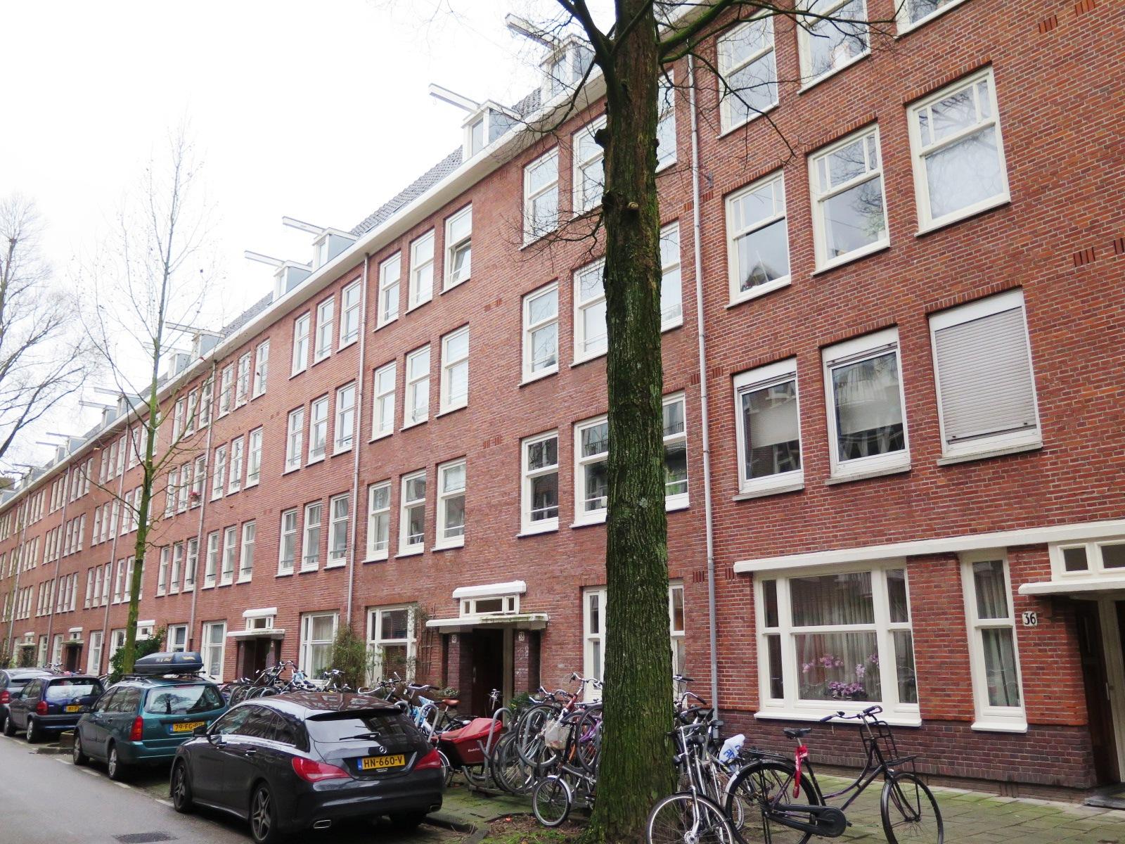 Rombout Hogerbeetsstraat, Amsterdam