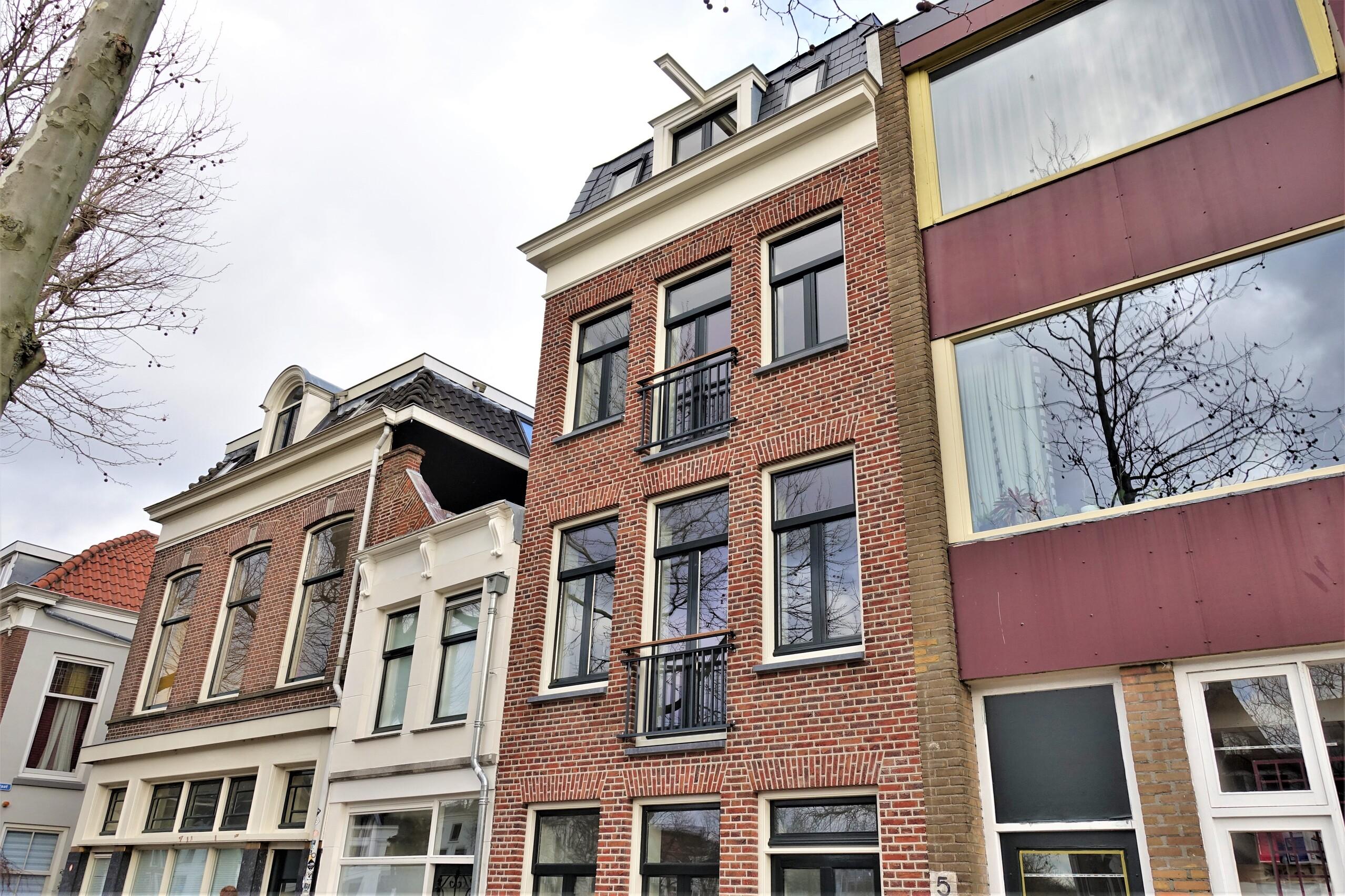 Bemuurde Weerd 5b, Utrecht