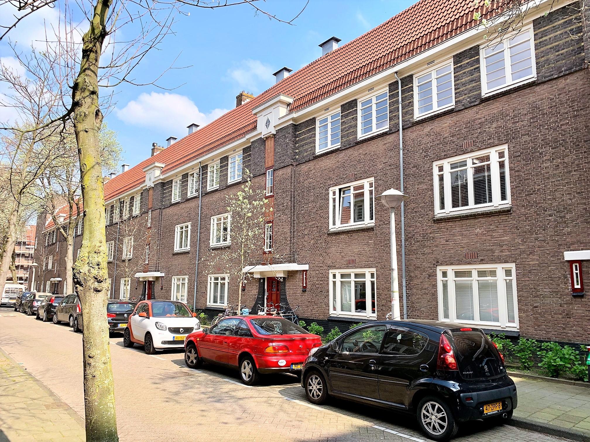 Sportstraat, Amsterdam