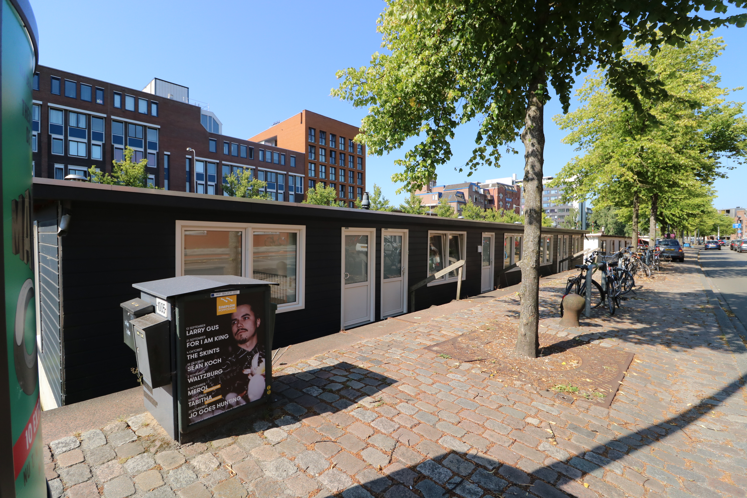Eendrachtskade, Groningen