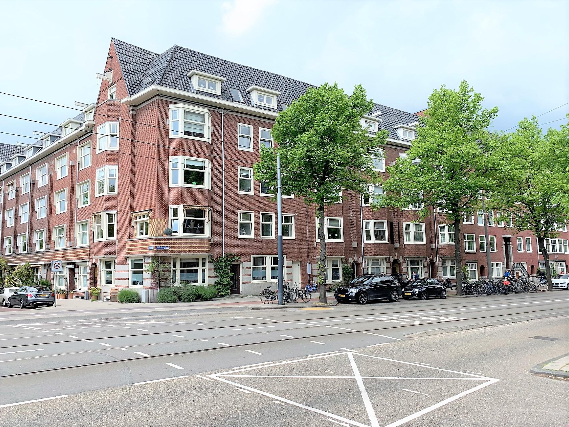 Beethovenstraat, Amsterdam