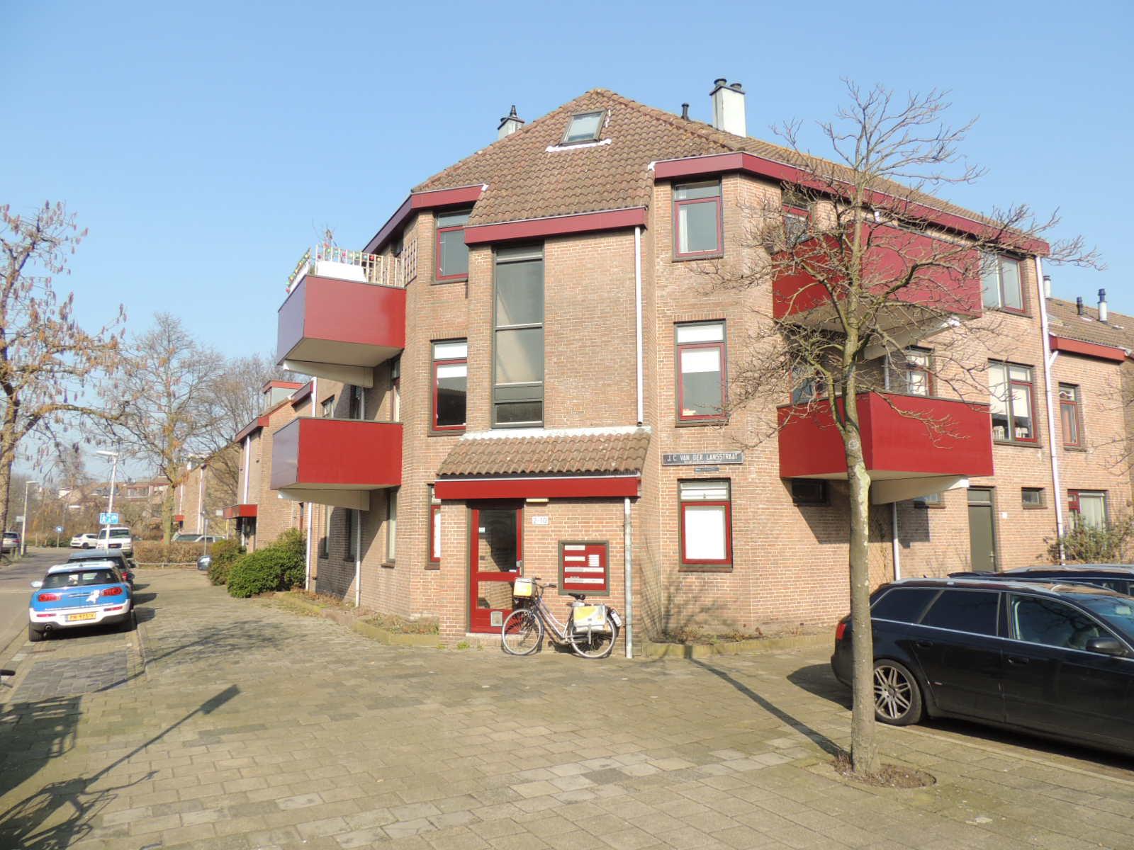 J.C. van der Lansstraat