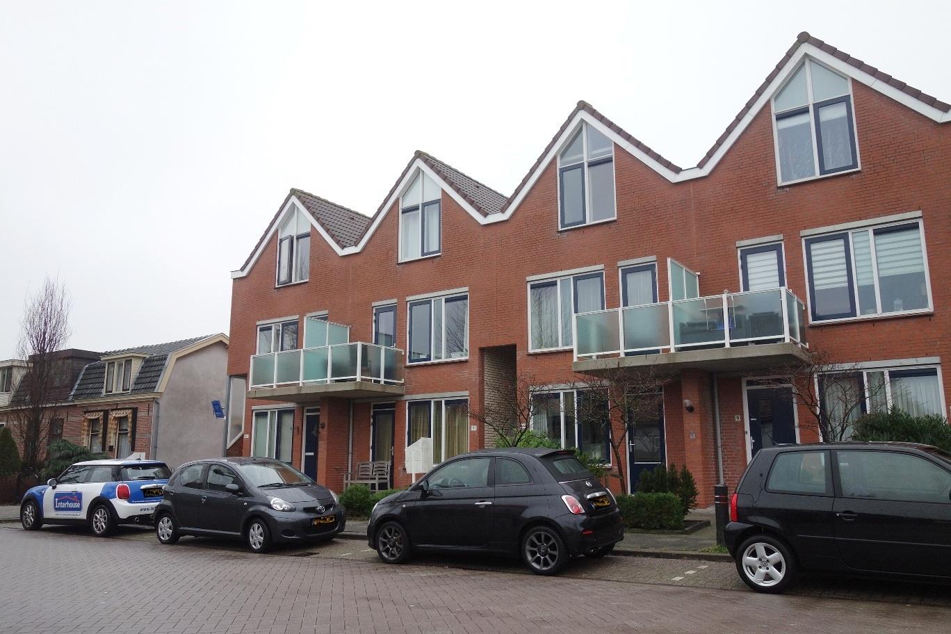 Dorpstraat, Nieuw Vennep