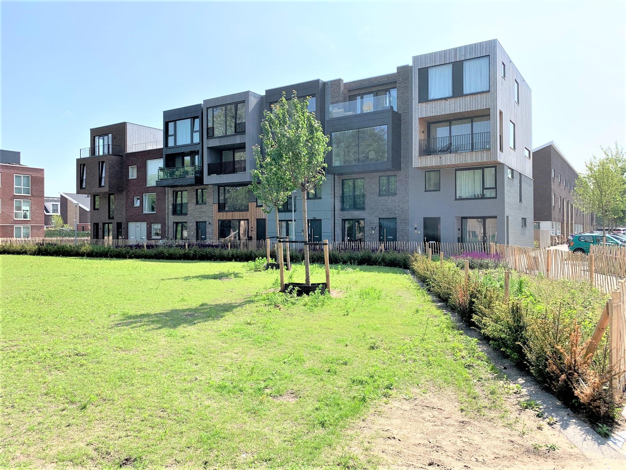 Koopvaardersplantsoen, Amsterdam