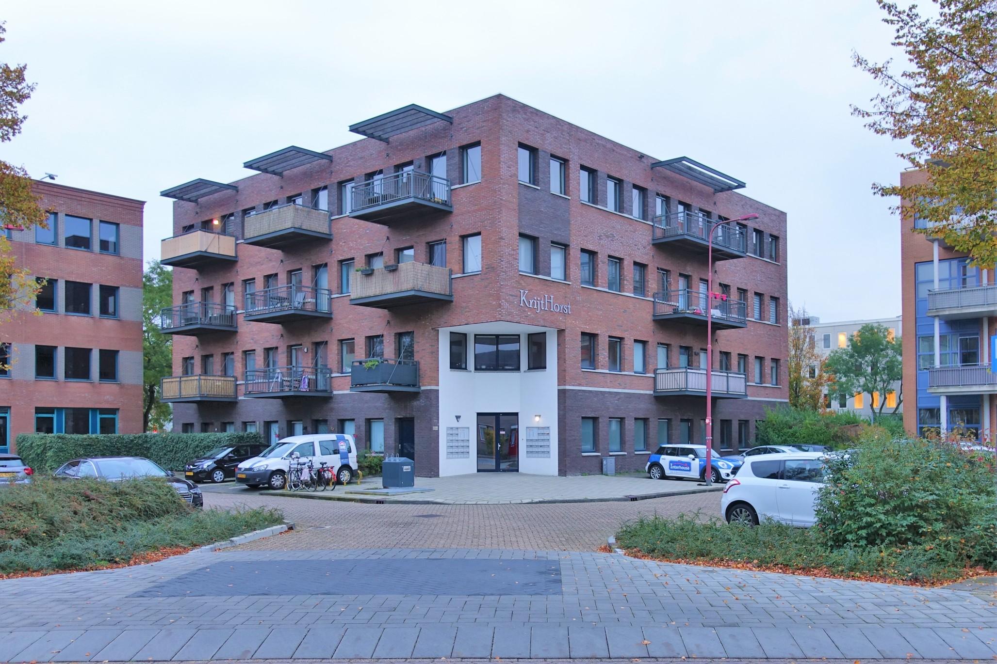 Krijtwal, Nieuwegein