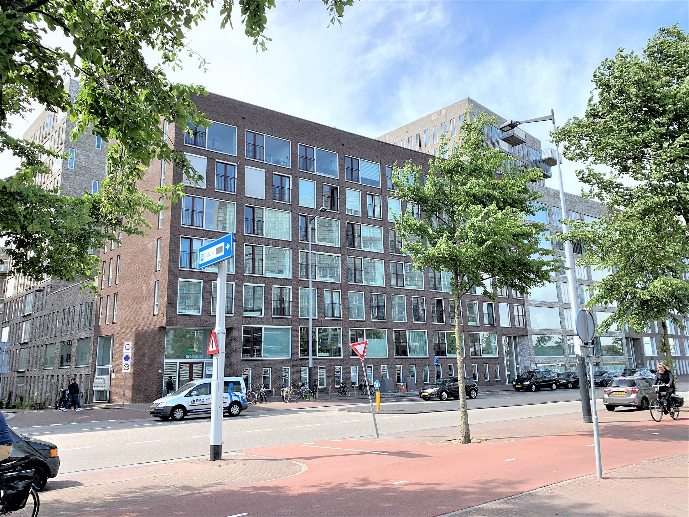 Winthonstraat, Amsterdam