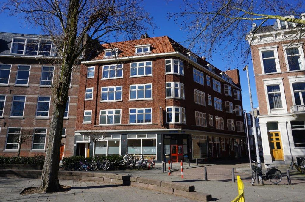 Schiedamsesingel, Rotterdam
