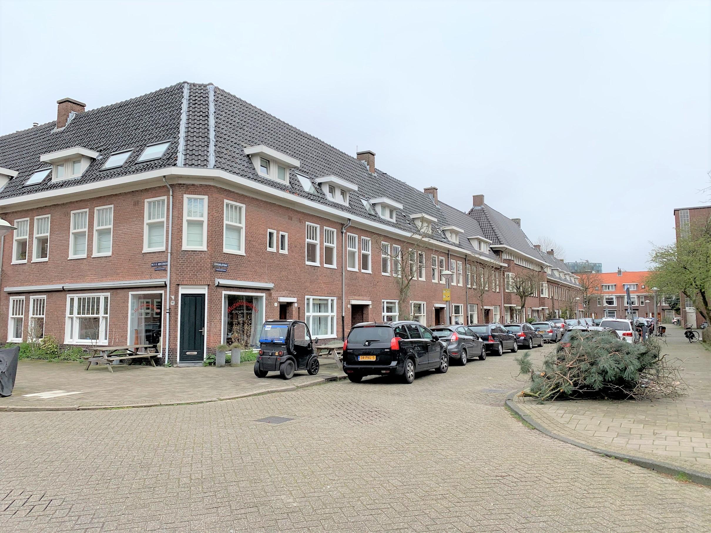 Herschelstraat, Amsterdam