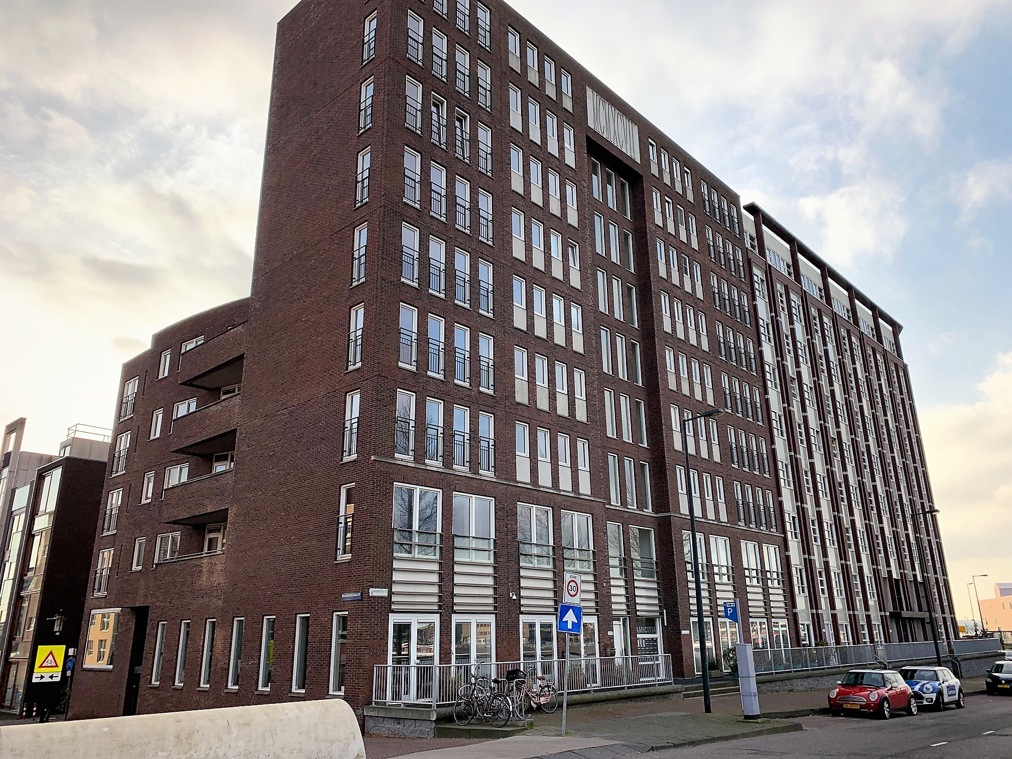 Sumatrakade, Amsterdam