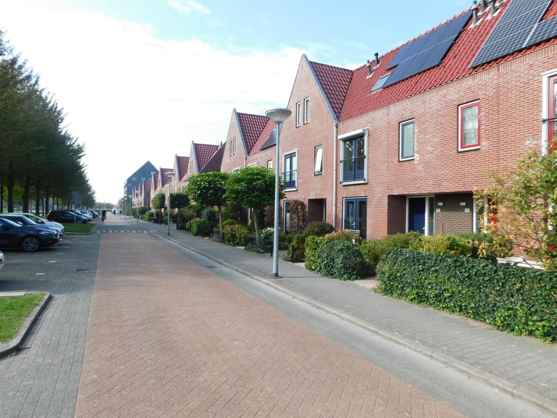 Capricciolaan, Nieuw Vennep