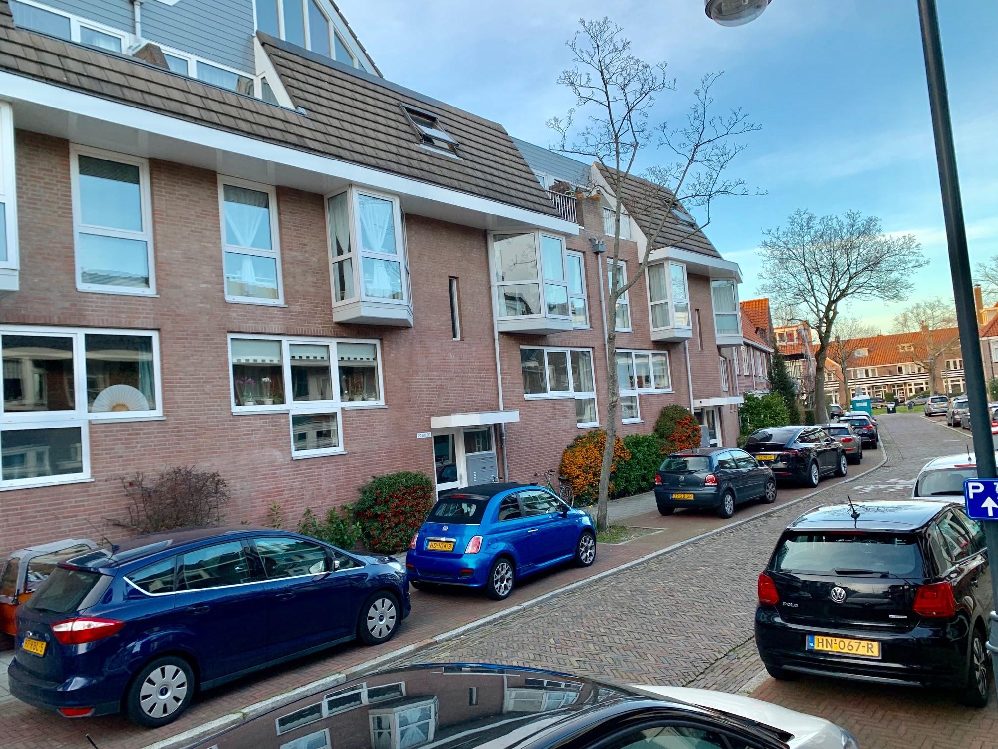Previnairestraat 20, Haarlem