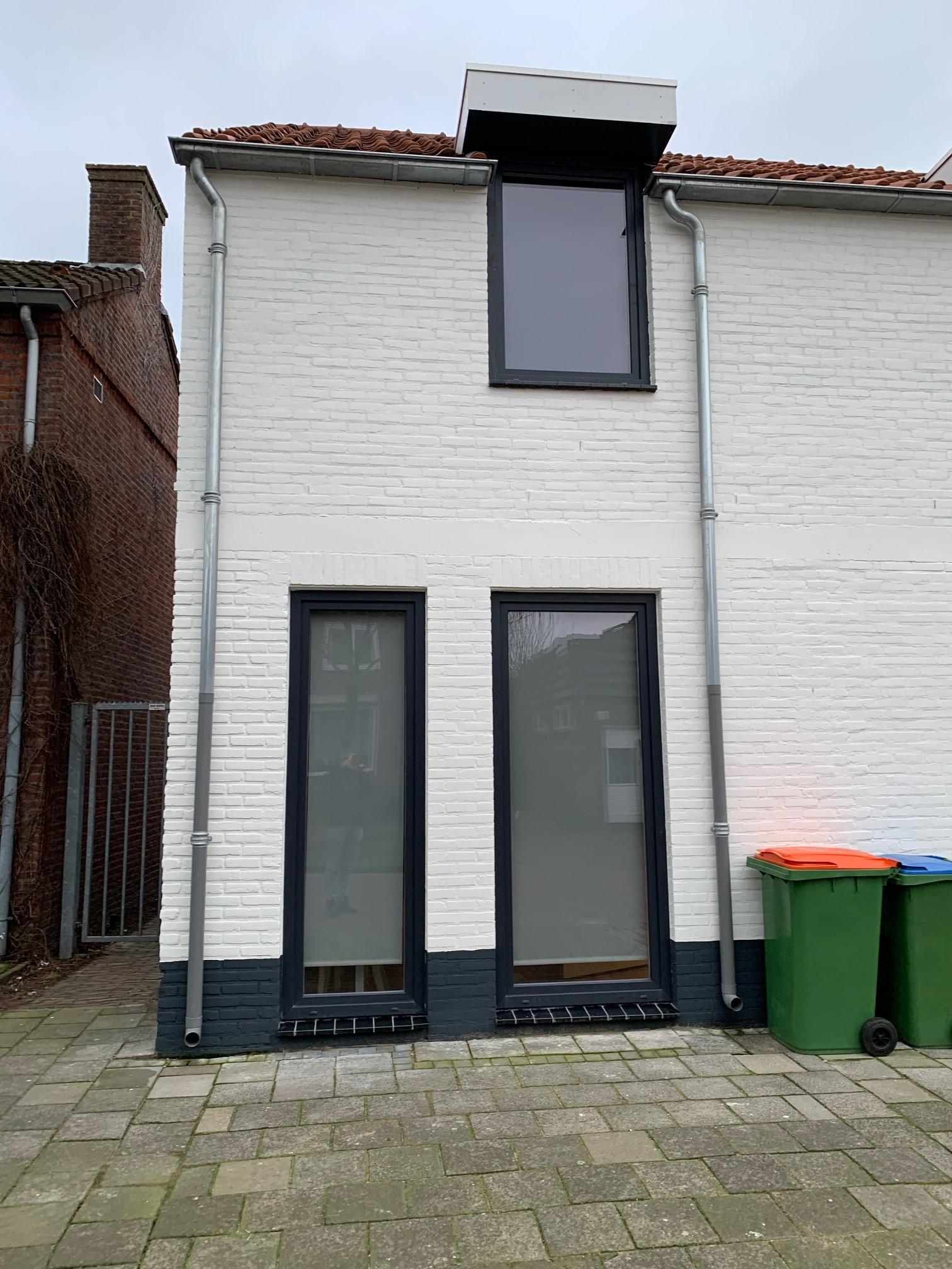 Van Hogendorpstraat, Breda