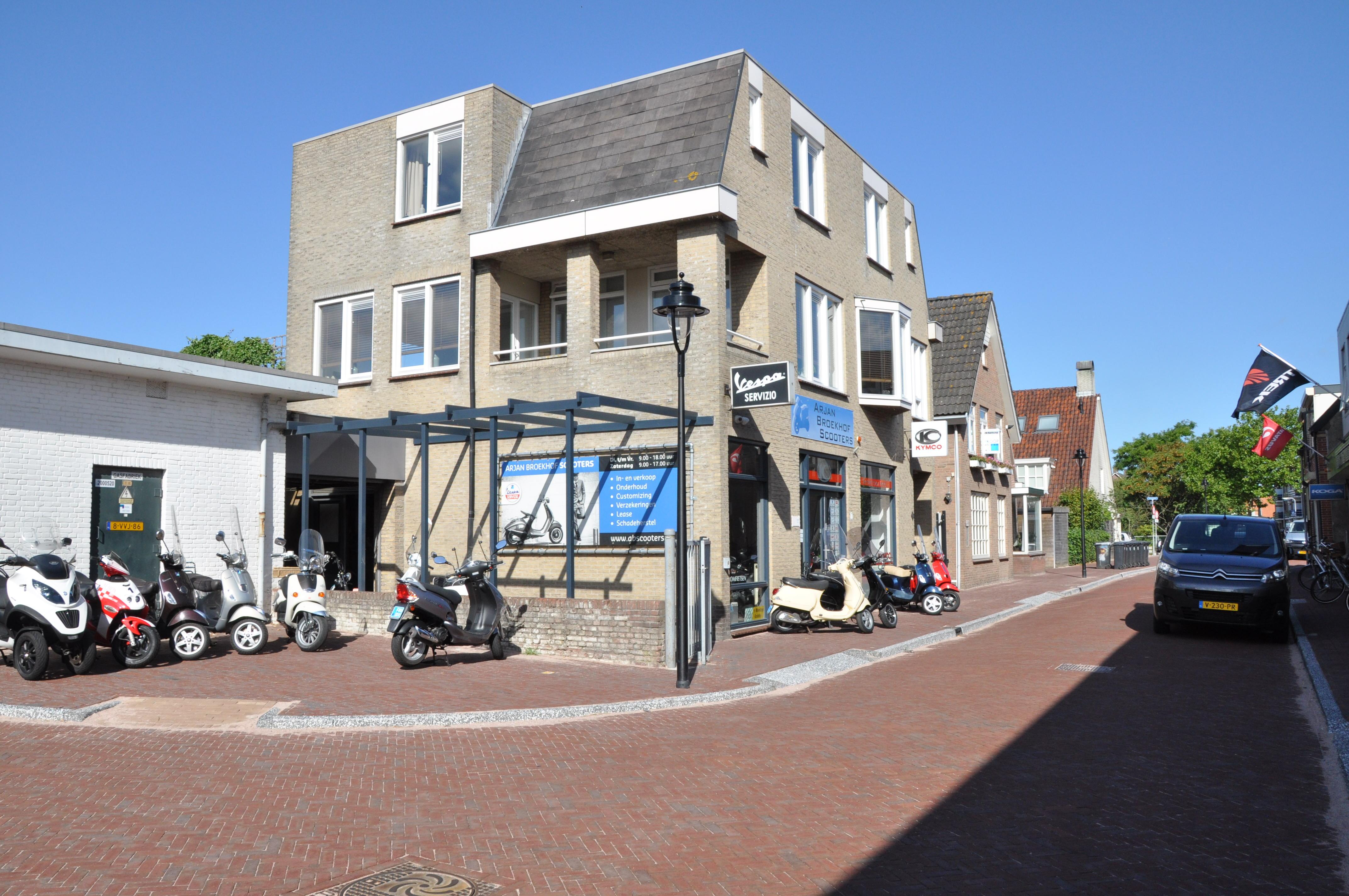 Losplaatsweg