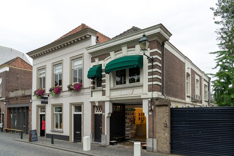 St Annastreet, Breda