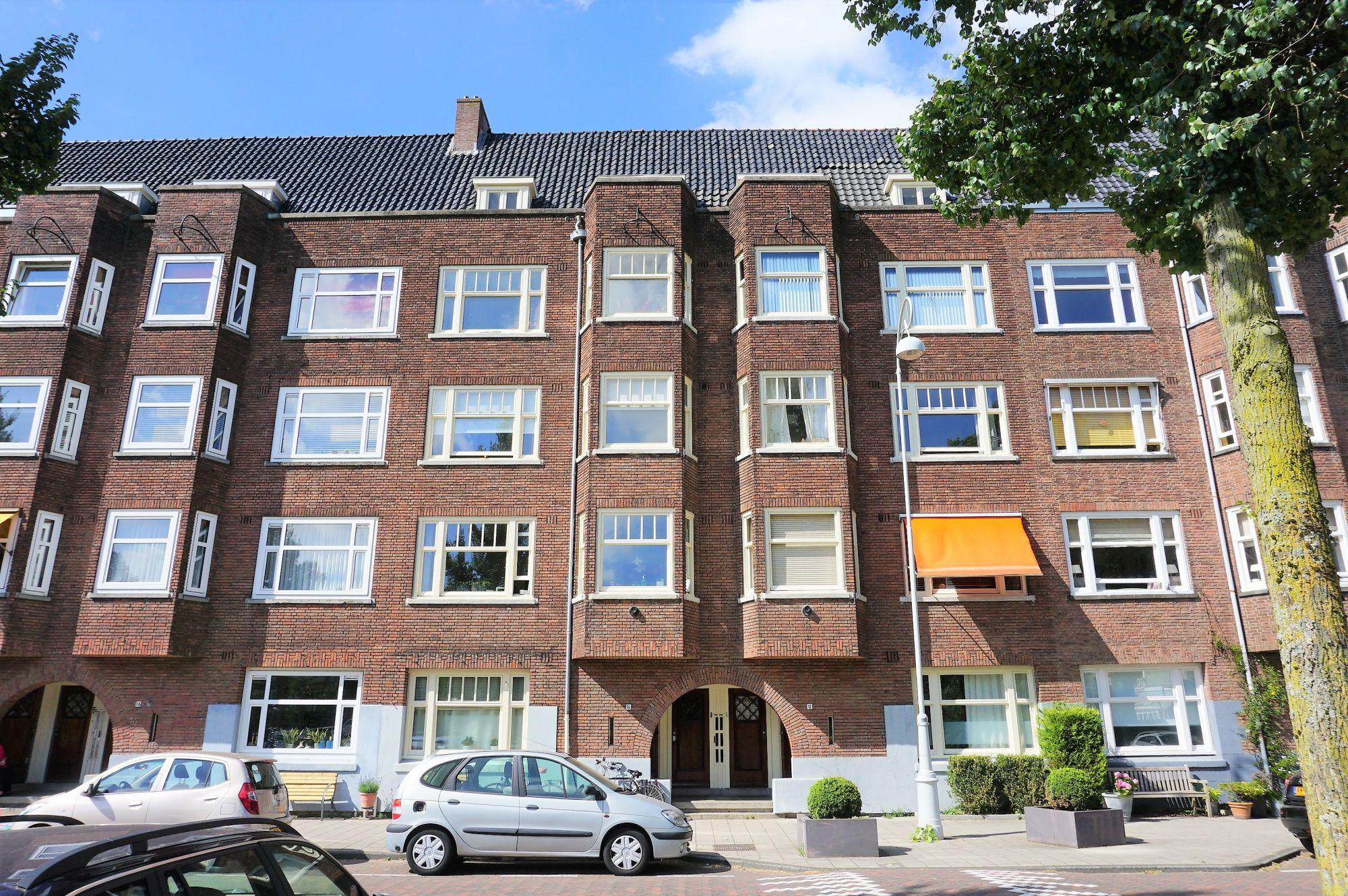 Albert Neuhuysstraat, Amsterdam