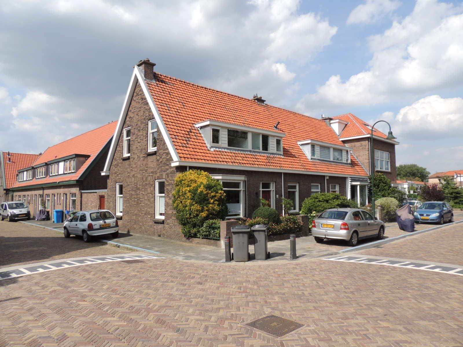 Laan van Haagvliet, Voorburg