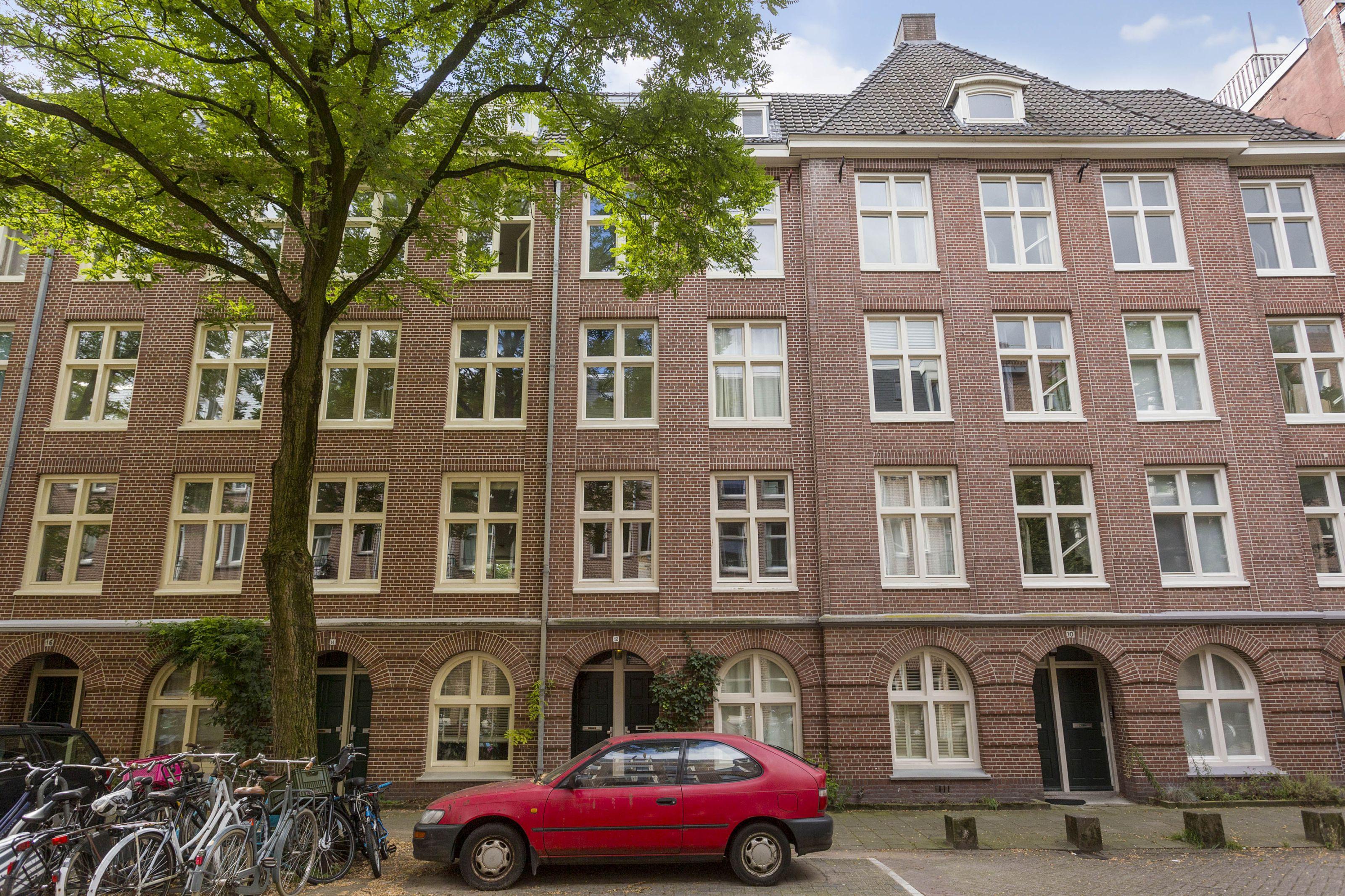 Van Bossestraat 12-III, Amsterdam