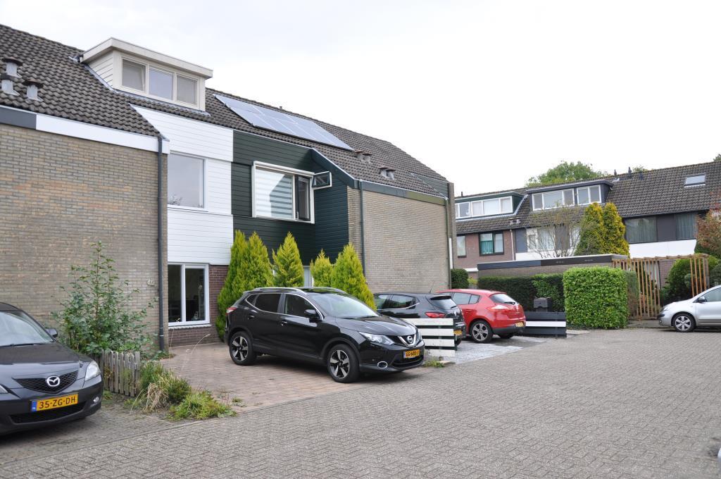 Wilsonstraat, Hoofddorp