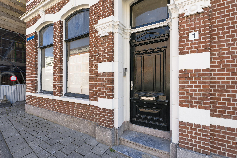 Wilhelminastraat 1c, Haarlem