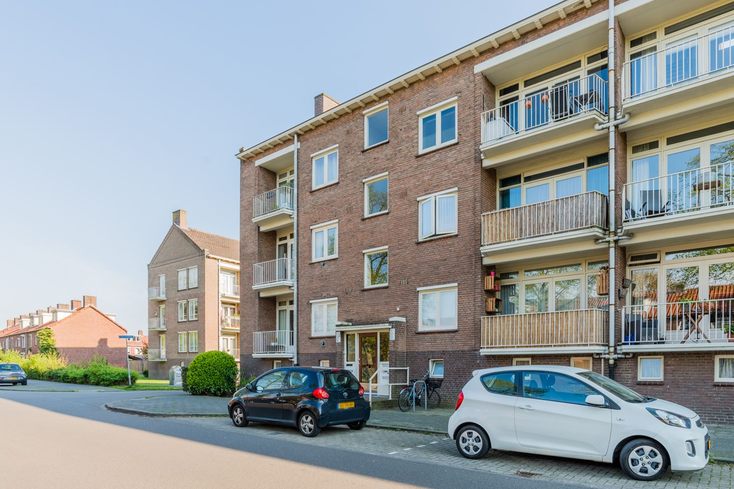 Hooghout, Breda
