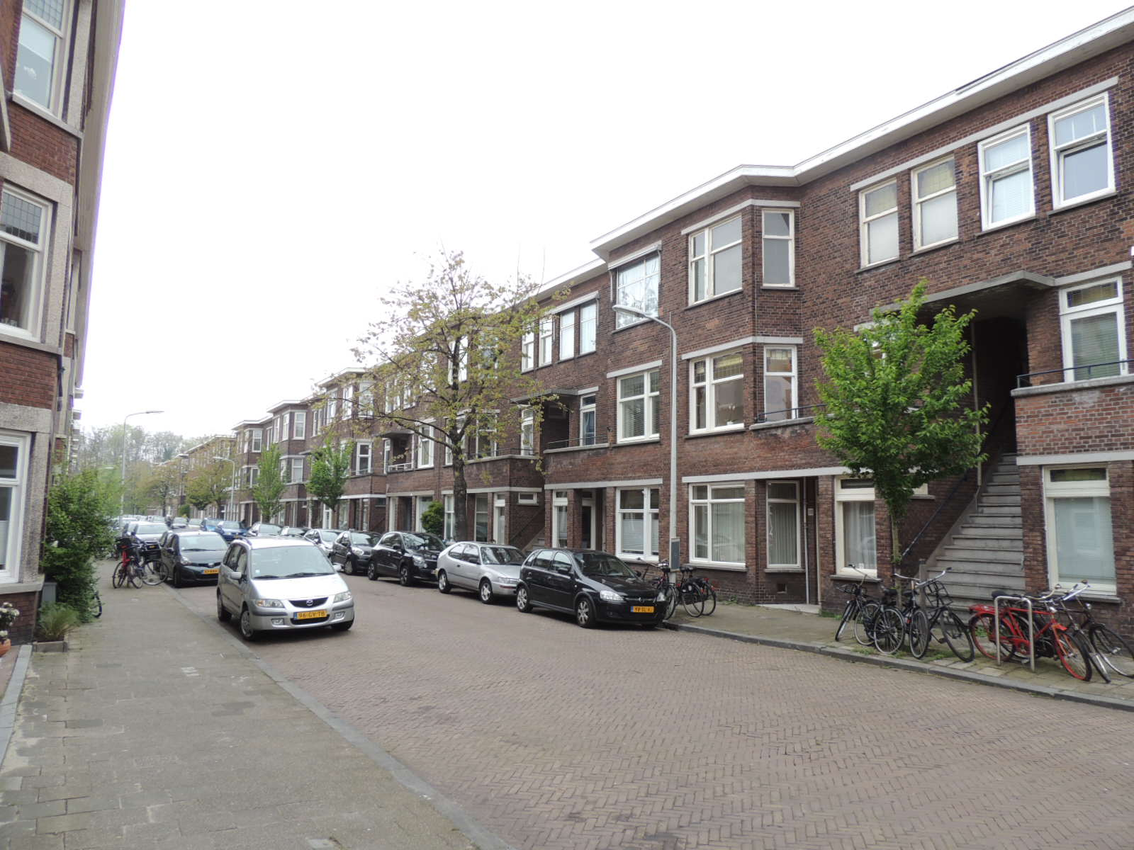 De Moucheronstraat
