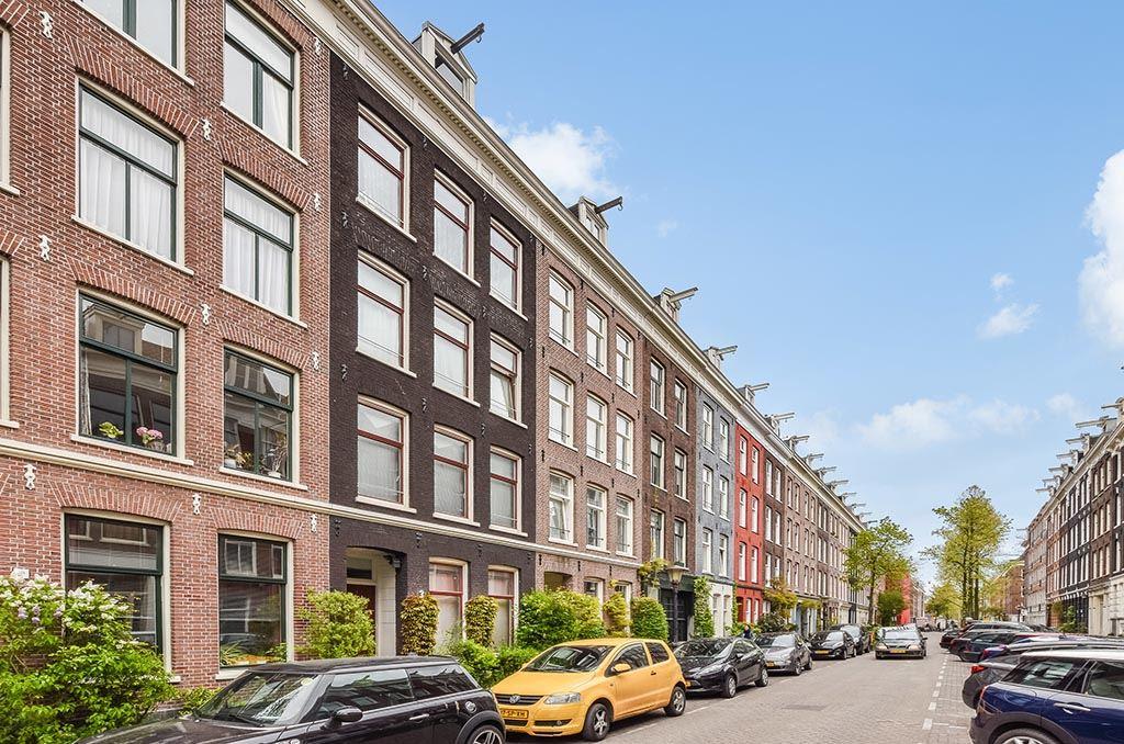 Daniel Stalpaertstraat, Amsterdam