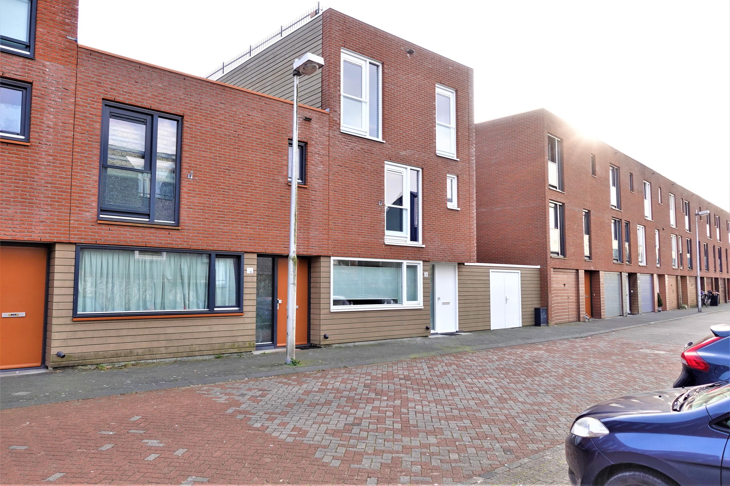 Tjeerdsraklaan 70, Utrecht