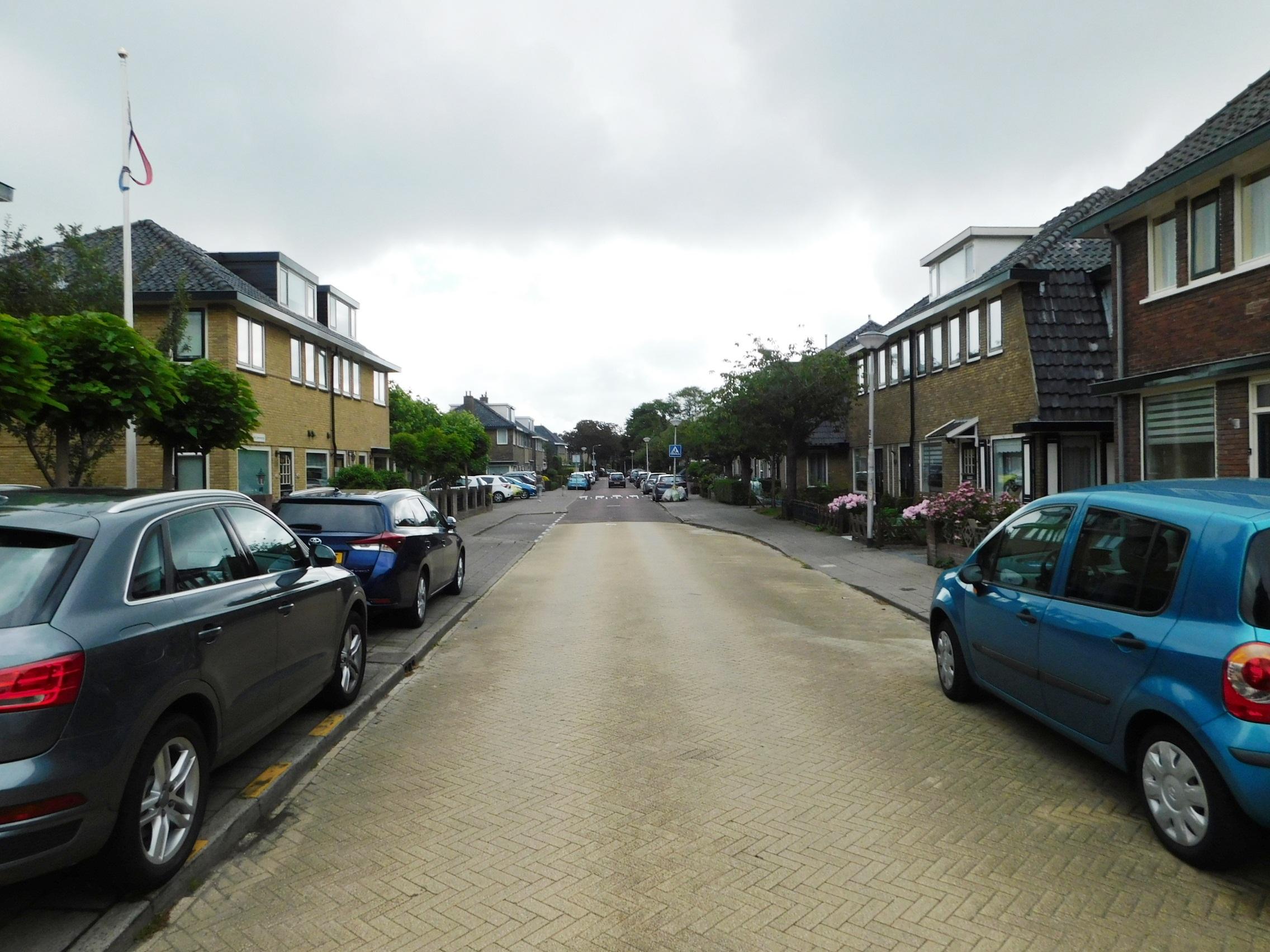 Prins Bernhardstraat, Hillegom