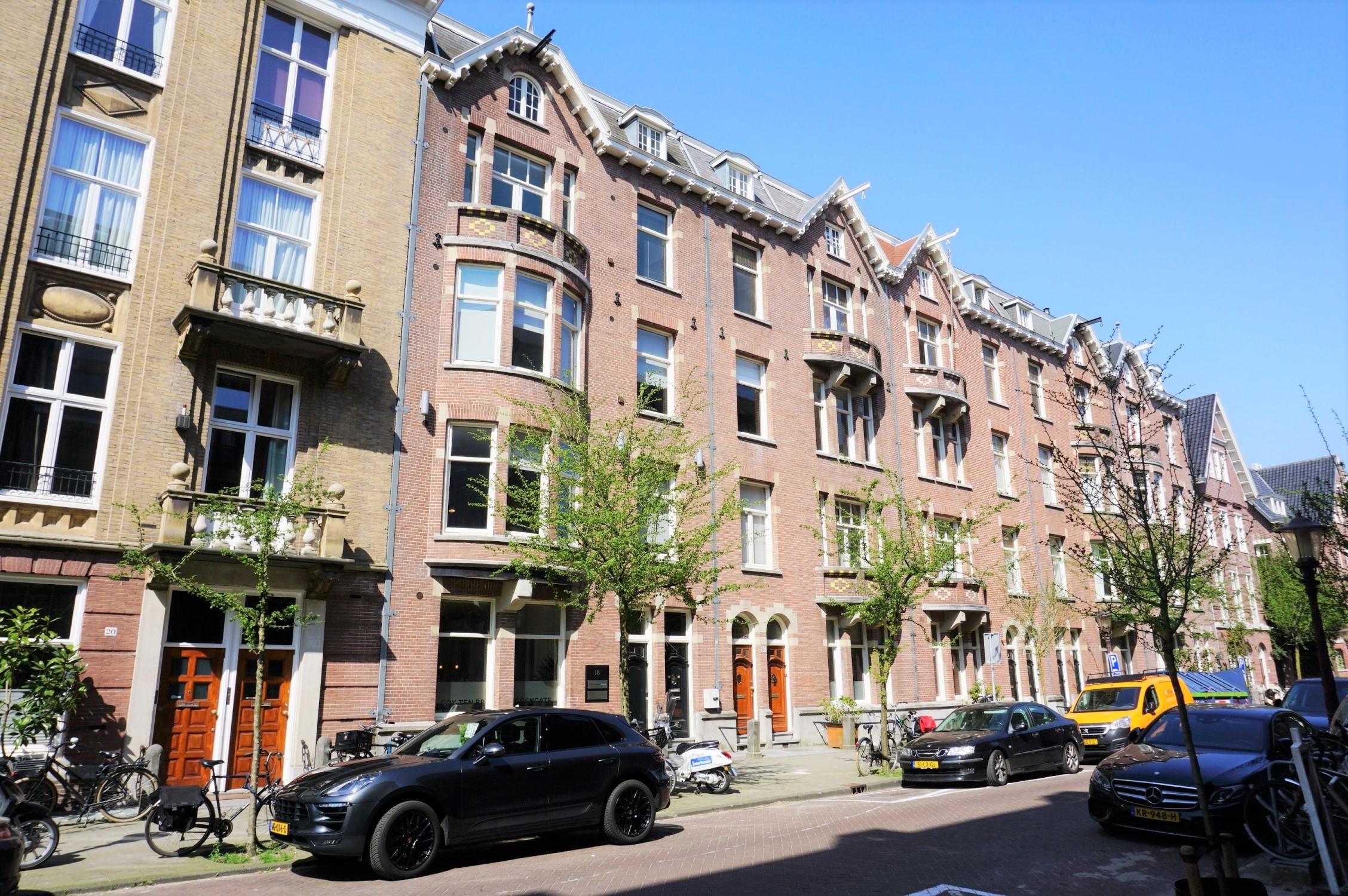 Pieter de Hoochstraat, Amsterdam