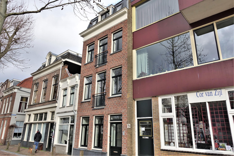 Bemuurde Weerd 5a, Utrecht