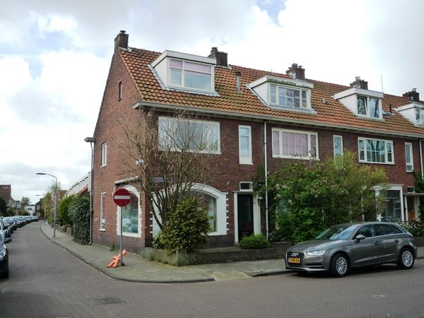 Van Kinsbergenplein, Haarlem