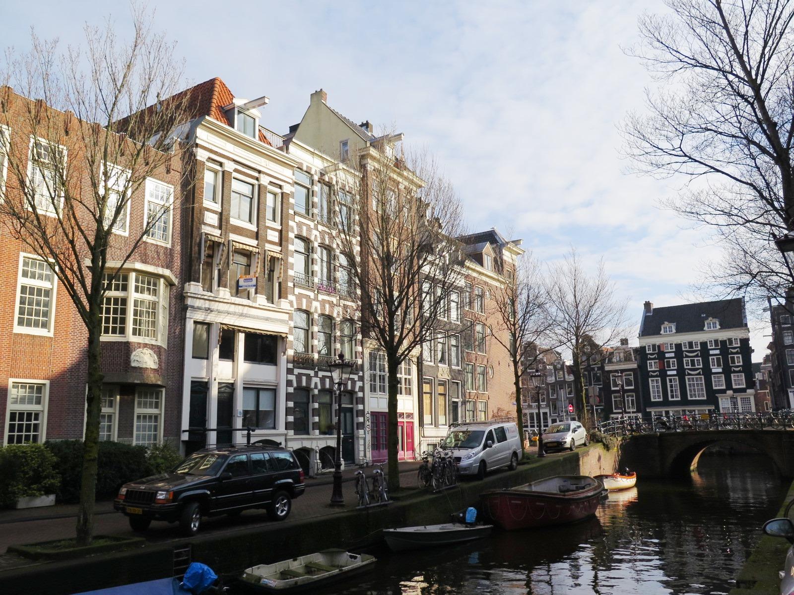 Blauwburgwal, Amsterdam