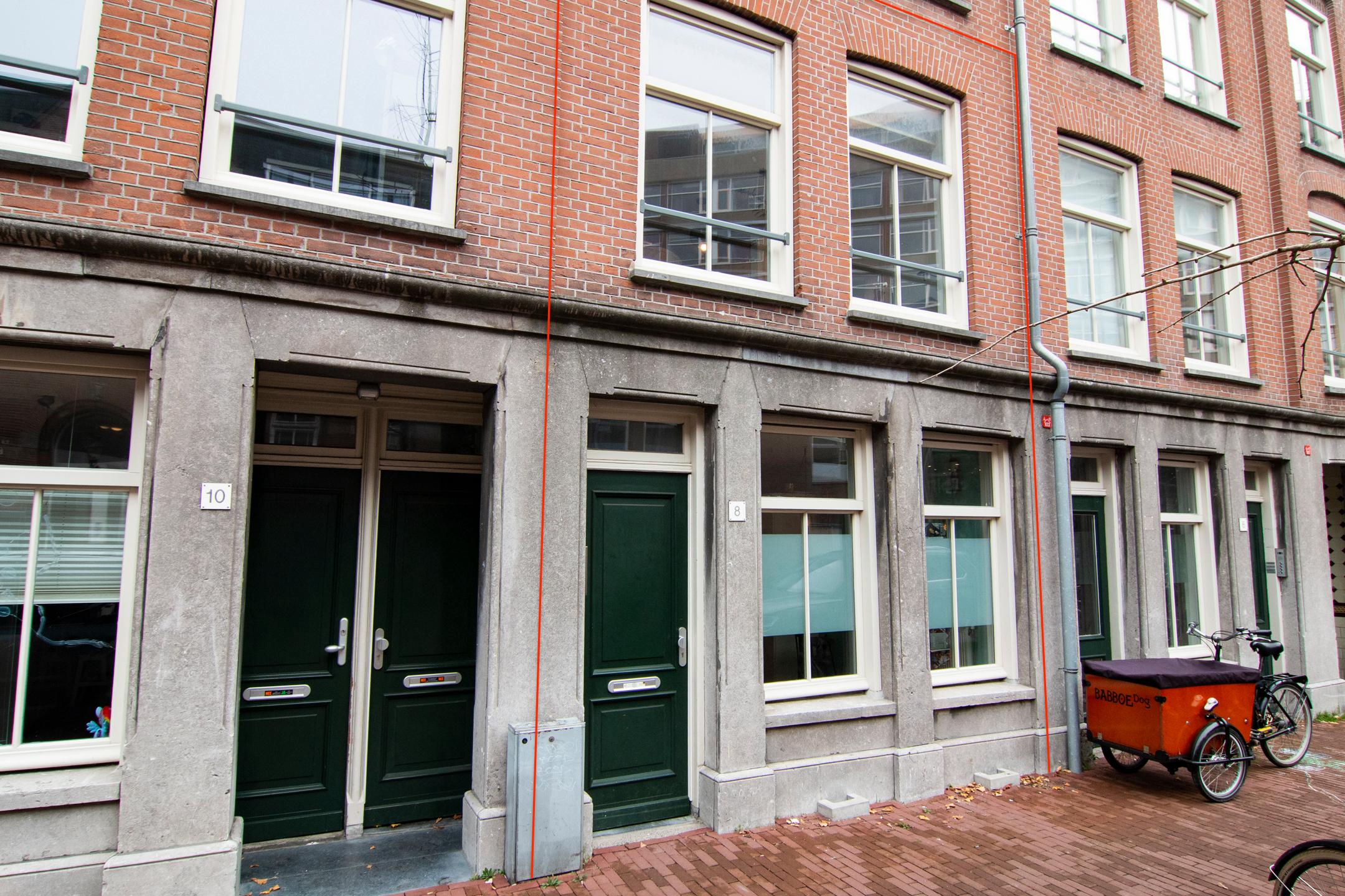 Derde hugo de grootstraat 8, Amsterdam