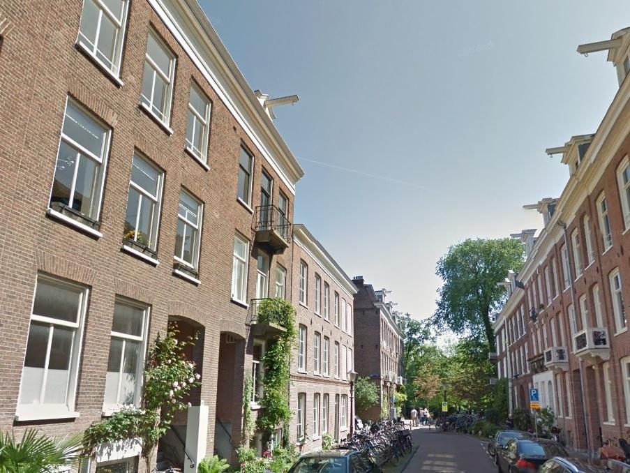 Saxenburgerstraat, Amsterdam